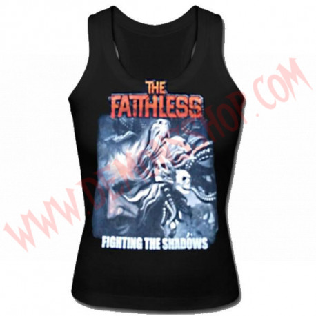 Camiseta Chica SM The Faithless