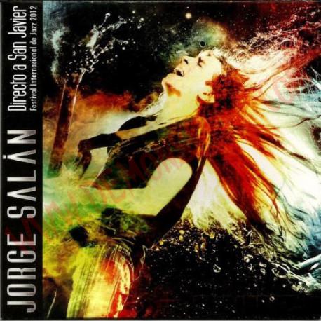 DVD Jorge Salan – Directo a San Javier