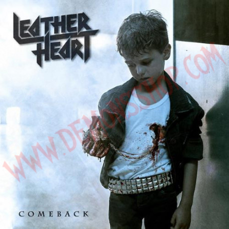 CD Leather Heart – Comeback