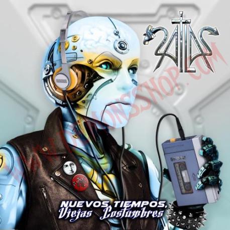 CD Atlas – Nuevos Tiempos, Viejas Costumbres