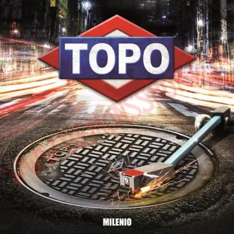 Vinilo LP Topo – Milenio