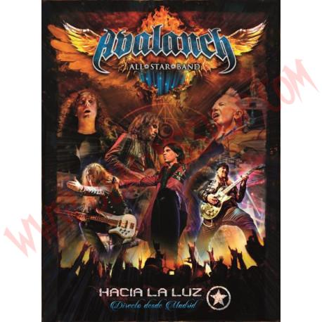 DVD Avalanch – Hacia La Luz