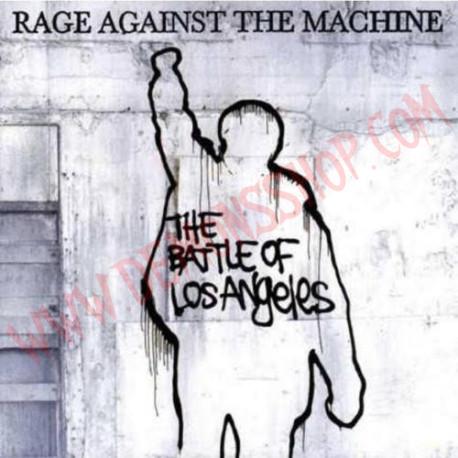 Vinilo LP Rage Against The Machine - The Battle Of Los Angeles