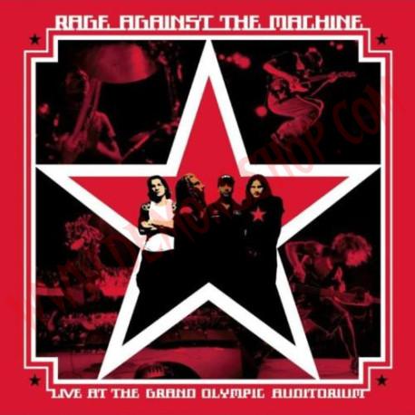 Vinilo LP Rage Against The Machine - Live At The Grand Olympic Auditorium