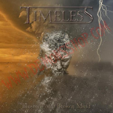 CD Timeless - Illusions of a Broken Mind