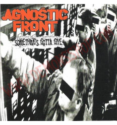 Vinilo LP Agnostic Front ‎– Something's Gotta Give
