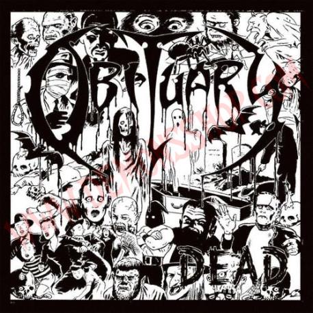 CD Obituary - Dead