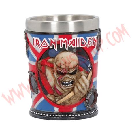 Vaso chupito Iron Maiden