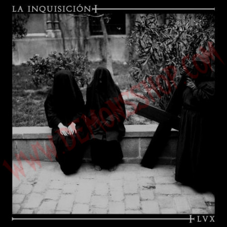 Vinilo LP La Inquisición- LVX