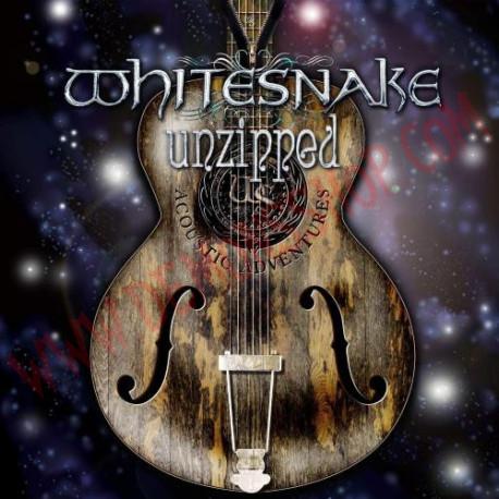 Vinilo LP Whitesnake - Unzipped