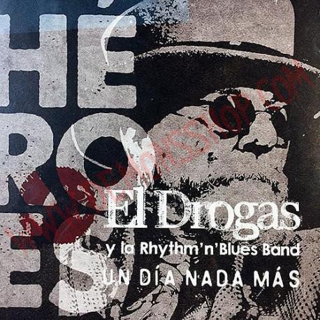 Vinilo LP El Drogas y la Rhythm´n´Blues Band – Un Dia Nada Más