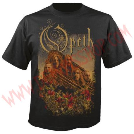 Camiseta MC Opeth