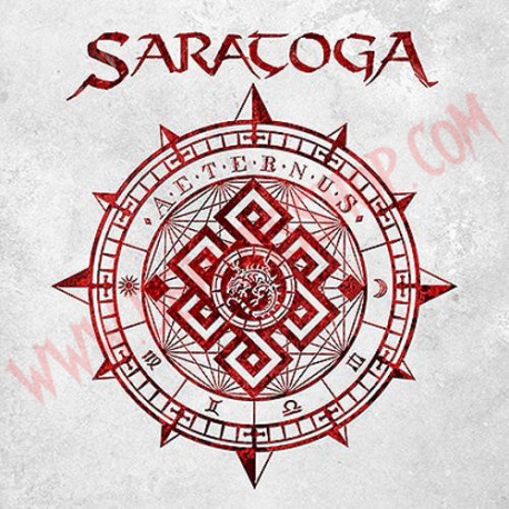 CD Saratoga - Aeternus