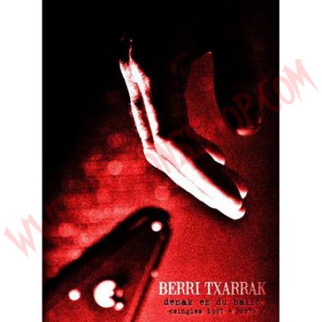 DVD Berri Txarrak - Denak ez du balio: Singles 1997-2007