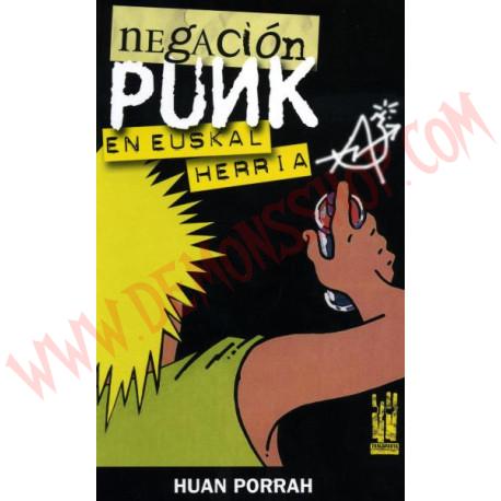 Libro Negación punk en Euskal Herria