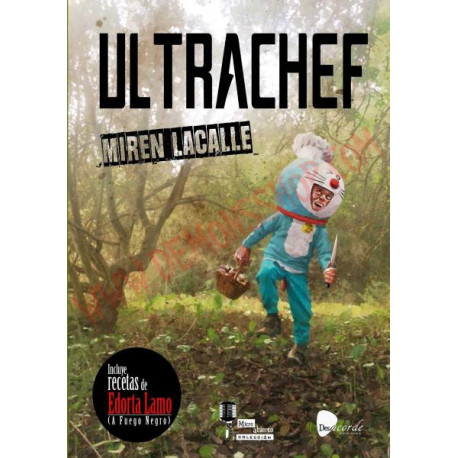 Libro Ultrachef