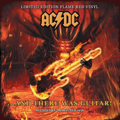 Vinilo LP ACDC – ...And There Was Guitar!