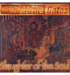 CD At the Gates - Slaughter Of The Soul