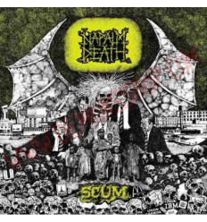 CD Napalm Death - Scum