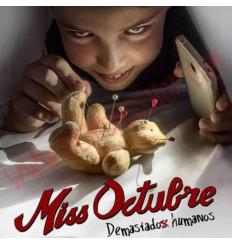 CD Miss Octubre - Demasiado Humanos