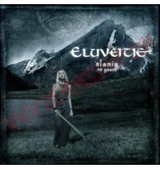 CD Eluveitie - Slania (10 Years)