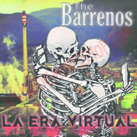 CD The Barrenos ‎– la Era virtual