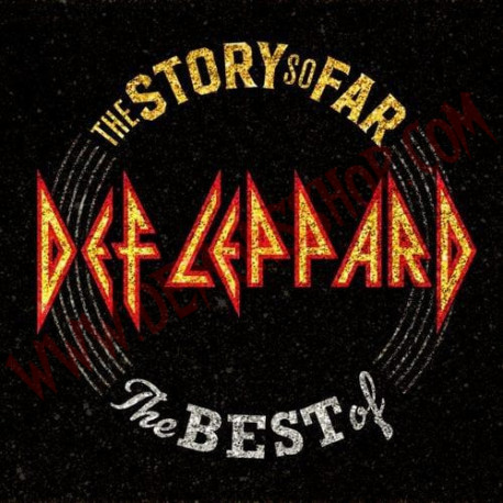 CD Def Leppard - The Story So Far…The Best Of