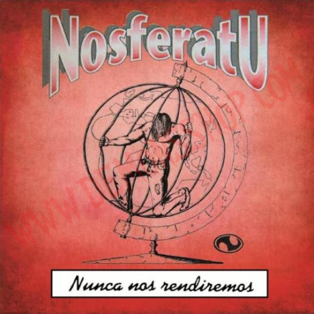CD Nosferatu - Nunca nos Rendiremos