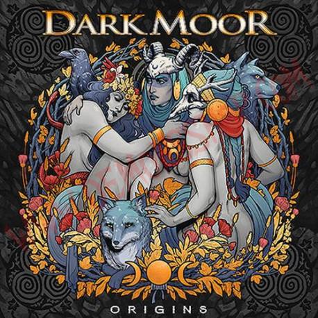 CD Dark Moor - Origins