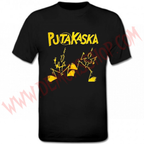 Camiseta MC Putakaska