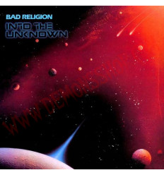 Vinilo LP Bad Religion ‎– Into The Unknown