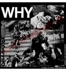 Vinilo LP Discharge ‎– Why