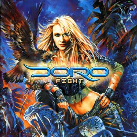 Vinilo LP Doro - Fight