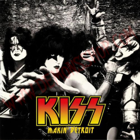 Vinilo LP Kiss - Makin´Detroit