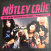 Vinilo LP Mötley Crüe ‎– Hotter Than Hell
