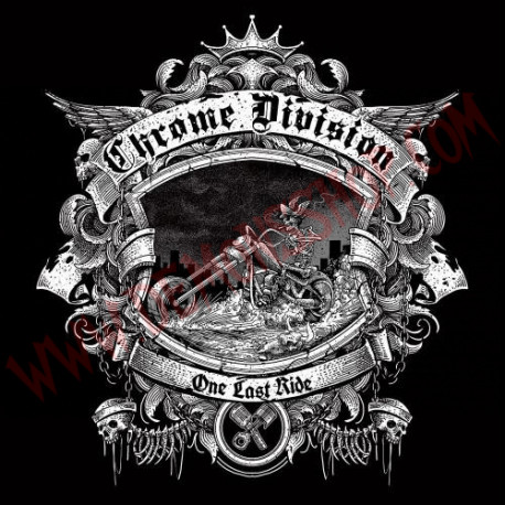 CD Chrome Division - One last ride