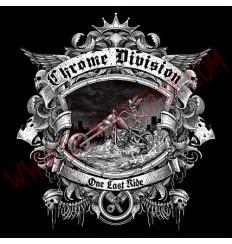 Vinilo LP Chrome Division - One last ride