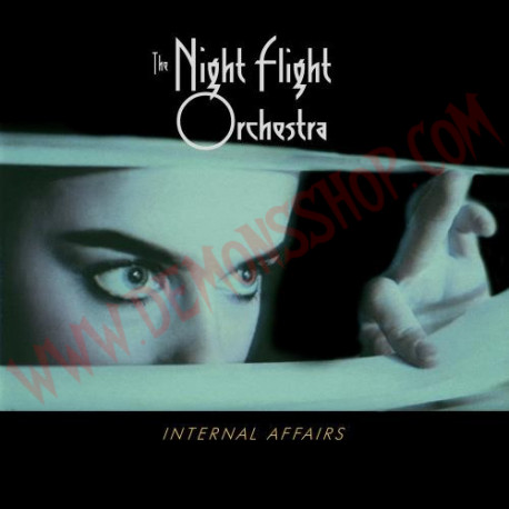 CD The Night Flight Orchestra - Internal Affairs