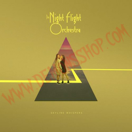 CD The Night Flight Orchestra - Skyline whispers