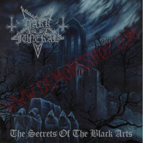 CD Dark Funeral - The Secrets Of The Black Arts