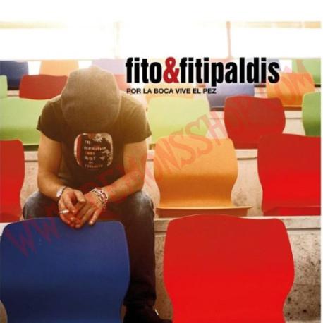 Vinilo LP Fito Y Los Fitipaldis - Por La Boca Vive El Pez