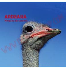CD Arde Asia - Ninguno de vosotros