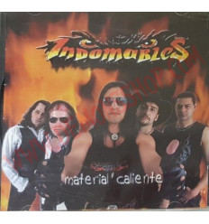 CD Indomables ‎– Material Caliente