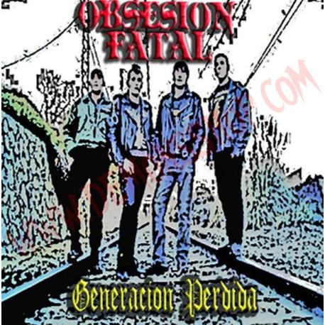 CD Obsesión Fatal – Generación Perdida