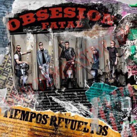 Vinilo LP Obsesion Fatal - Tiempos revueltos