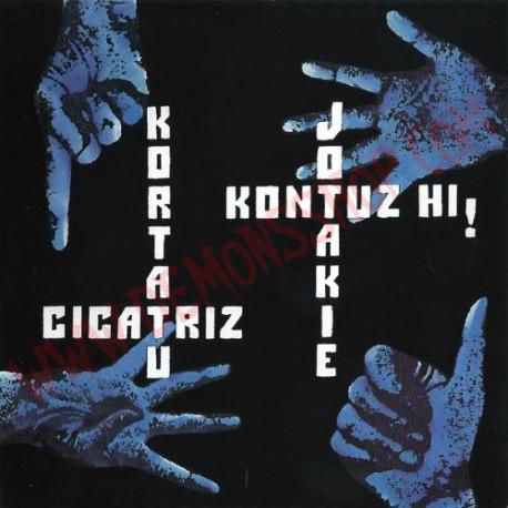 CD Kortatu - Cicatriz - Jotakie - Kontuz Hi!