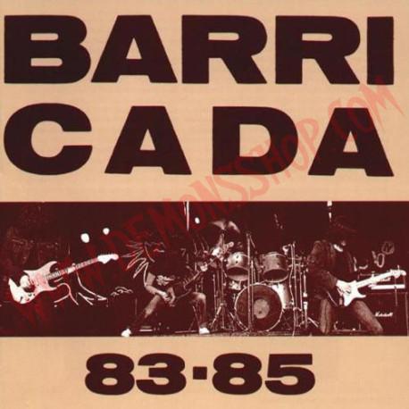 CD Barricada - 83-85