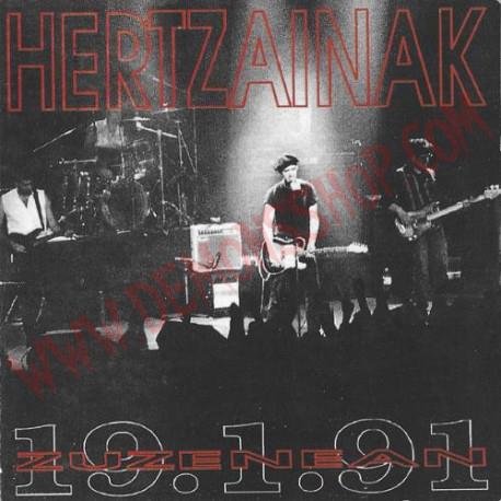 CD Hertzainak - Zuzenean 19.1.91