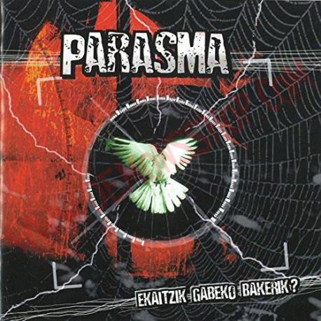 CD Parasma - Ekaitzik Gabeko Bakerik?