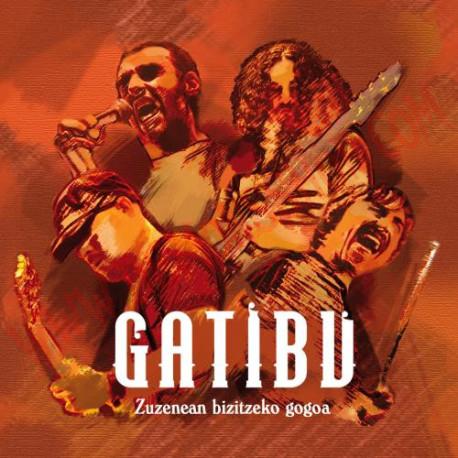 CD Gatibu - Zuzenean Bizitzeko Gogoa